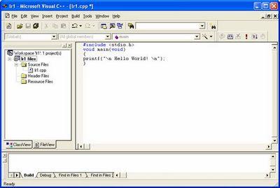 Использование управления в приложении Visual C++. Лабораторная работа № 2