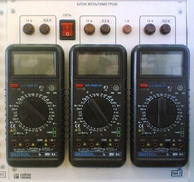 Электричество и магнетизм: лабораторный практикум