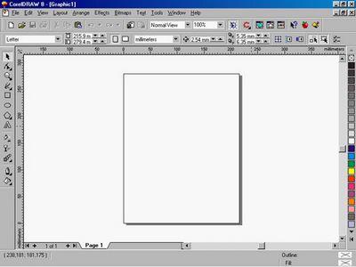 Практикум по CorelDRAW (1 часть)