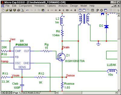 Проектирование цифровых устройств ЭВМ в программном пакете MICROCAP-9