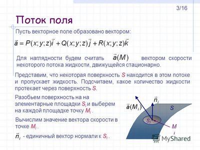 Расчет полей на основе дифференциальных уравнений
