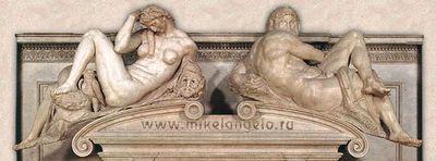 Скульптура и живопись Итальянского возрождения
