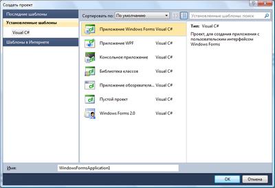 Создание первого приложения на Visual C++. Лабораторная работа №1